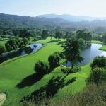 Enjoy any one of seven golf courses near the hotel.