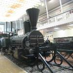 Museum of Transport (Kozlekedesi Muzeum)