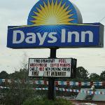 Foto de Days Inn Kosciusko