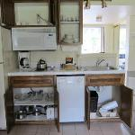 1 bedroom kitchen supplies