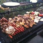 The famous Sunday BBQ