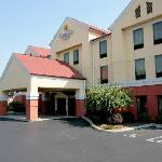 Welcome to Comfort Inn Airport Turfway Road