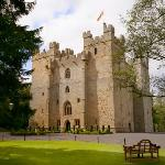 Langley Castle Hotel
