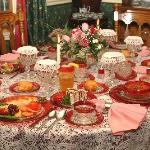 Victorian English and Tennessee Country Heritage Food