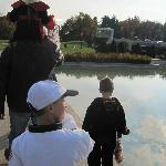 Cranbrook Trick or Treating Event