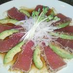 Ahi Shashimi - a NO MISS!!