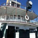 The SS Moyie National Historic Site