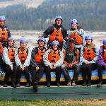hydra white water rafting