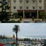 Hotel Formula 1 Port Elizabeth and Sea view