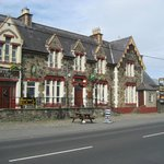 Front entrance to Drift Inn, Buncrana
