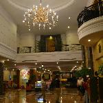  Hotel lobby