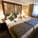 Shaftesbury Premier Hotel London Paddington Foto
