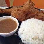 Crispy, original, 2-piece Chickenjoy!