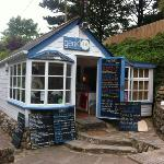 Great coffee, delicious food and an Amazing welcome from owners Owen & Na