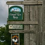 Farm sign