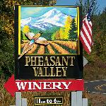 Welcome to Pheasant Valley Winery
