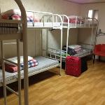  6-people dorm