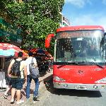 Hoang Long Bus (Hanoi-Cat Ba Island)