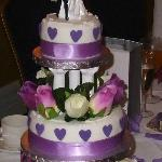 Wedding Cake (Furzedown-decorated)