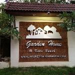 Garden Home Kata Beach