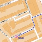 BB10 Amsterdam: 2 minutes from subway-stop Wibautstraat