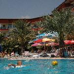Cinar Garden Apart Hotel