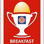  Breakfast Award received July 2012