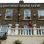 Foto de Uppercross House Hotel