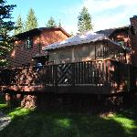  Backyard Redwood Meadows Bed and Breakfast