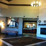 Hampton Inn and Suites North Fort Worth - Alliance Airport resmi