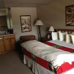 River Rock Lodge resmi