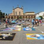Fiera dei Madonnari sul sagrato del Santuario