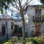 Traditional architecture of Pelion region