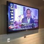 "Banquet Room 70"" TV"