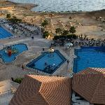 Dead Sea Spa Hotel - Top view