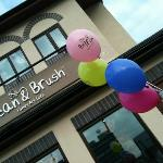 Bean & Brush Family Art Cafe, Sale