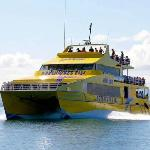 Yasawa Flyer Ferry