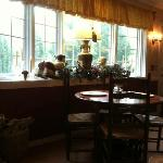 Elegant breakfast room, Nutmeg Inn