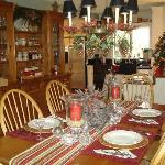 Foto de The Cornucopia Bed & Breakfast