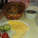 Photo de Berliner Bed & Breakfast