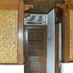 air conditioning and doorway