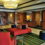 Fairfield Inn & Suites by Marriott Dallas Mansfield resmi