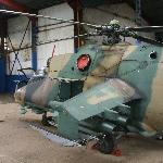  Mil Mi-24D &quot;Hind&quot; helicopter