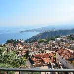  taormina vista dalla camera