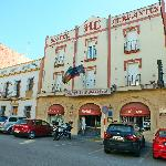 hotel cervantes S.L.