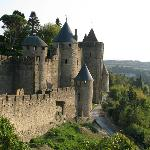 Medieval city of Carcassonne