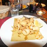  Frittura Calamari e Gamberi