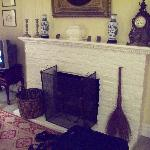 Fireplace (Not Useable)