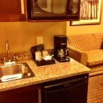 Foto van Holiday Inn Express Hotel & Suites Courtenay Comox Valley SW