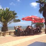 Restaurant La Vida, Los Nietos beach, Cartagena